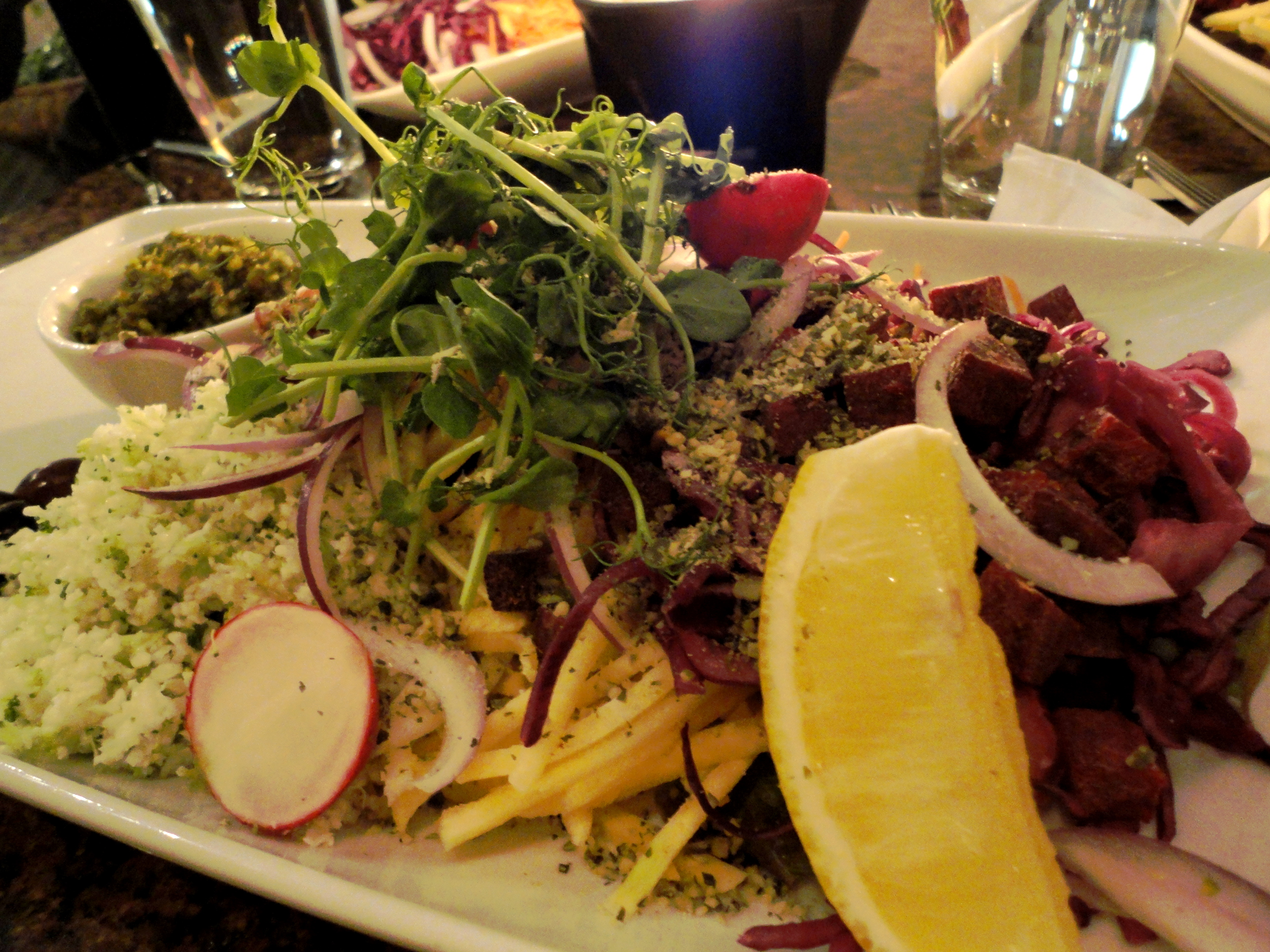 Raw Food in Stockholm