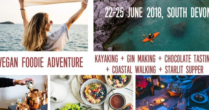 Gourmet Vegan Adventure Weekend in Devon