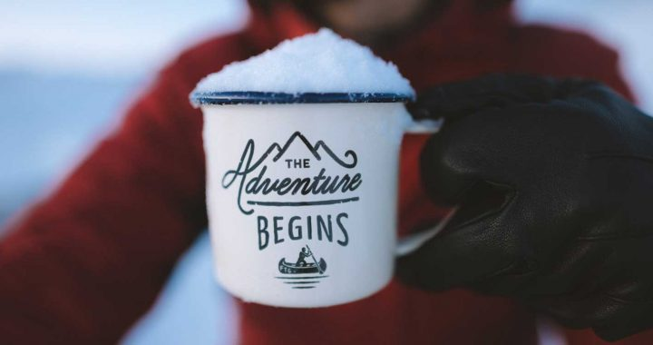 Longing for adventure or a business idea? Start BEFORE you are ready!